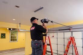 Garage Door Opener Installation Richardson
